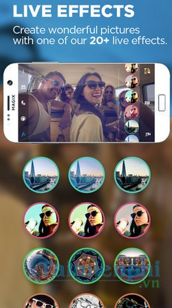download camera mx cho android