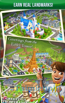 download dream city cho android