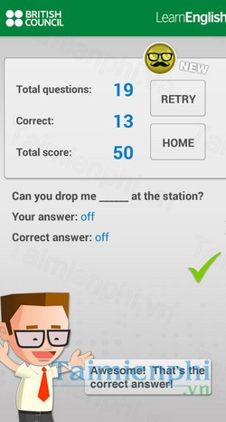download johnny grammar's word challenge cho android