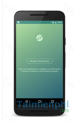download pokedetector cho android