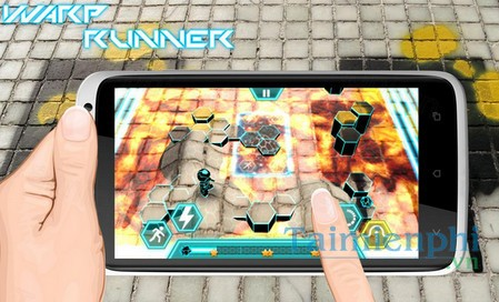 download warp runner cho android