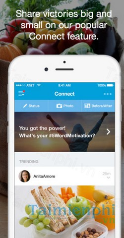 download weight watchers cho iphone