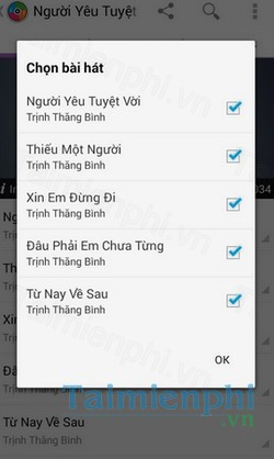 download zibado cho android