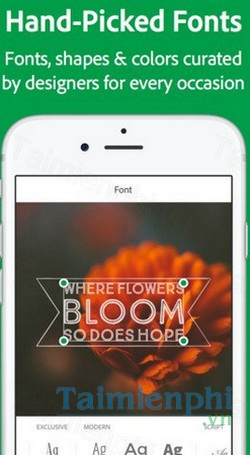 download adobe post cho iphone