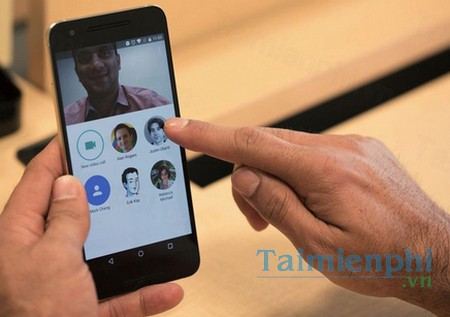 download google duo cho iphone