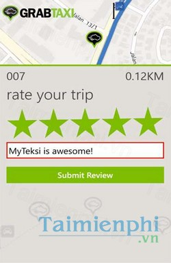 download grabtaxi cho windows phone
