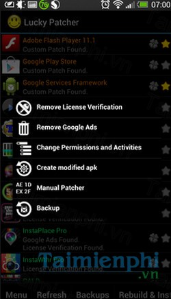 download lucky patcher cho android