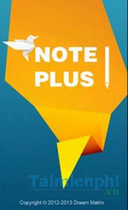 download note plus cho windows phone