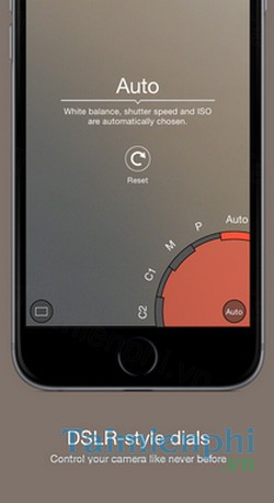 download proshot cho iphone