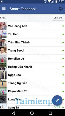 download smart facebook cho android