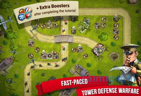 download toy defense 2 cho android