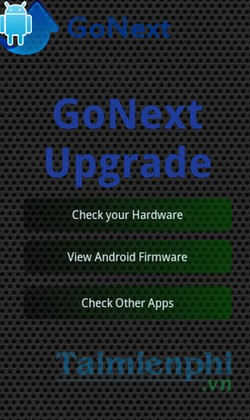 download gonext upgrade cho android
