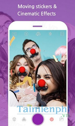 download lollicam for messenger cho iphone