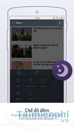 download uc browser mini cho android