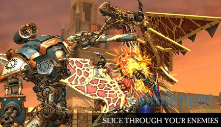 download warhammer 40000 freeblade cho android
