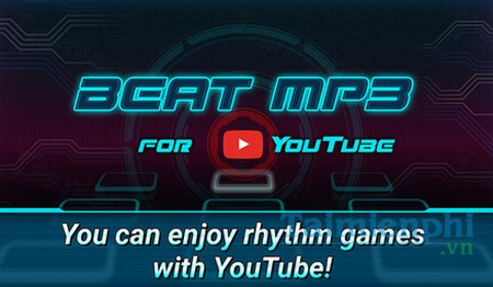 download beat mp3 for youtube cho iphone