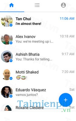 download messenger lite cho android
