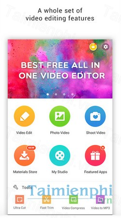 download videoshow cho android