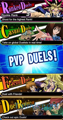 download yu gi oh duel links cho iphone