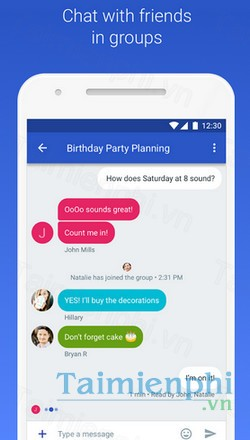 download android messages cho android