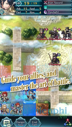 download fire emblem heroes cho iphone