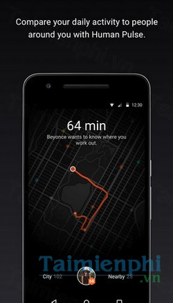 download human activity tracker cho android