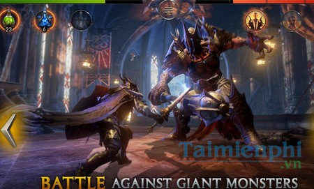 download lords of the fallen cho android