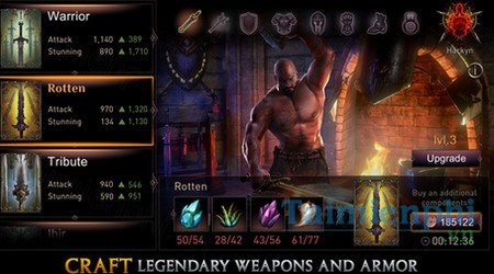 download lords of the fallen cho iphone