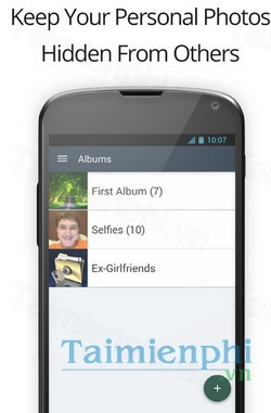 download private photo vault cho android