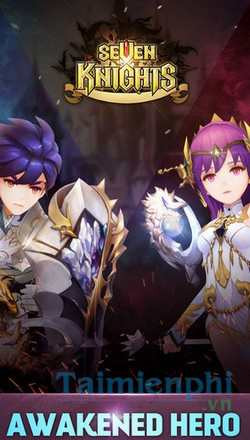 download seven knights cho iphone