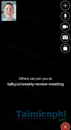 download talky cho iphone