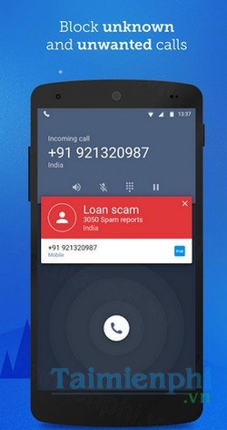 download truecaller cho android