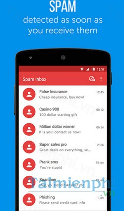 download truemessenger cho android