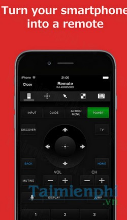 download video tv sideview cho iphone