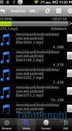 download audio editor cho android