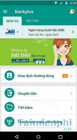download bankplus cho android