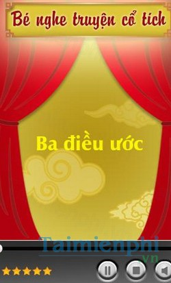 download be nghe truyen co tich cho android