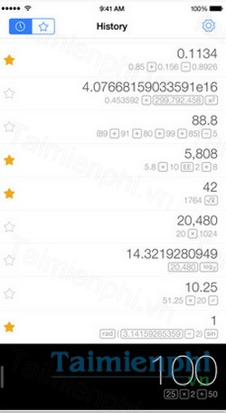 download calcbot cho iphone