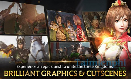 download dynasty warriors unleashed cho iphone