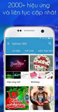 download ephoto 360 cho iphone