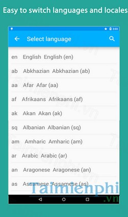 download morelangs cho android