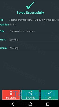 download zeoring cho android