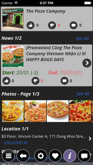 Ăn uống pro for iOS