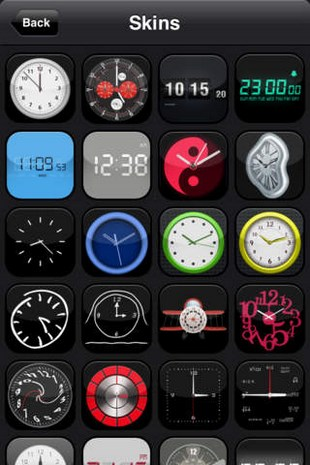 X Clock for iPhone