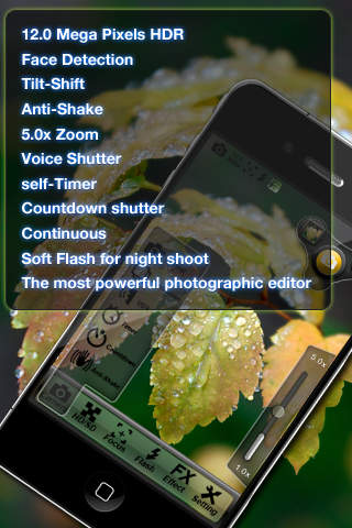 Camera All In One for iOS